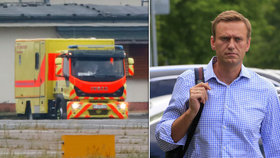 Navalného otrávil novičok, potvrdily další testy. Sok Putina už může z postele