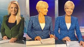 Proměna slovenské moderátorky po léčbě rakoviny: Zase moderuje! Pohublá, ale s úsměvem