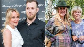 Těhotná Vendula Pizingerová má doma myslivce! Co manželovi zakázala?