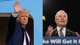 Biden si získal půlku Američanů. Rival převálcoval Trumpa ve volebních průzkumech