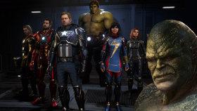 Komiksová bitka na jedno brdo. Recenze Marvel's Avengers