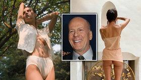 Hvězdný Bruce Willis zlenivěl! Zato dříve cudná dcera (26) se rozjela!