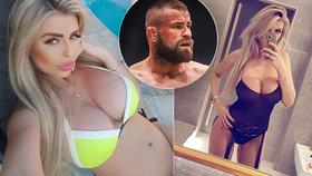 Lela po rozchodu s Karlosem šokuje: Chce si nechat zmenšit prsa! Kvůli zdraví
