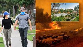 Nový dům Meghan a Harryho v ohrožení: K Montecitu se blíží ničivý požár!