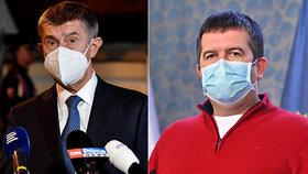 Koronavirus ONLINE: Babiš nevyloučil nouzový stav. Praha zavře VŠ, roušky budou i na venkovních akcích