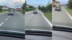 Cizinec se 4 promile se s autem motal po Orlickoústecku: Zadrželi ho svědci