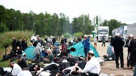 Poutníci uvízli u hranic. Ukrajina je nevpustí kvůli pandemii: Vraťte se do Izraele, vzkazuje