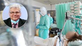 Exministr Ludvík: Roušky venku jsou na místě. A budou po nárůstu případů stíhat nemocnice?