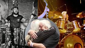 Zemřel bubeník (†73) skupiny Uriah Heep, hrál i s Ozzym Osbournem. Zabila ho rakovina