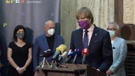 Ministr Vojtěch rezignoval. Chce vytvořit prostor pro řešení koronakrize