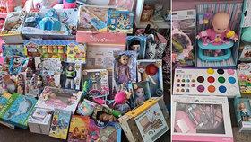Máma utratí 50 tisíc za dárky pro dvouletou dceru: Okolí ji za to kritizuje