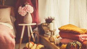 Podzimní výzdoba aktuálně: Tipy na 30 dekorací, které koupíte právě teď!