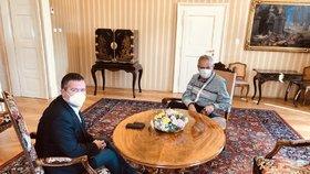 Pandemie volby neodloží, slíbil Hamáček Zemanovi. Přiznal ale potíže v komisích