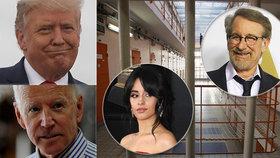 Boháči chtějí proti Trumpovi postavit i vězně. Bloomberg a spol. je vyplatí z dluhů