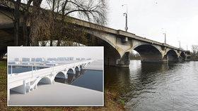 Rekonstrukce Libeňského mostu: TSK vypsala zakázku, hledá projektanta i stavitele