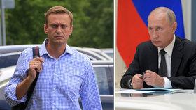 Moskva zmrazila Navalnému majetek. Putinův kritik přišel o byt, nedostane se ani k účtům
