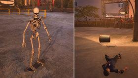 Rozbitá držka a odřená kolena. Tony Hawk's Pro Skater 1 + 2 přináší sladké vzpomínky