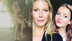 Gwyneth Paltrowová slavila narozeniny nahá: Dcera reagovala pohoršeně!