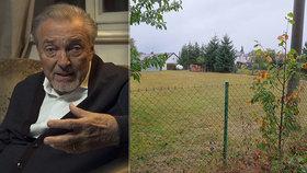 Tajné přání Karla Gotta: Toužil po domě úplně někde jinde! Už to nestihl