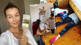 Jak se staví sen u Ivy Kubelkové: Neuvěříte, co našla v dětském pokoji pod postelí!