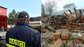 Chorvaté se po ničivém zemětřesení děsí záplav, drží den smutku