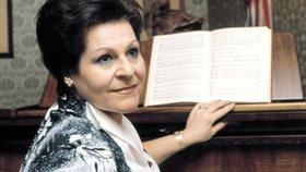 Zemřela hvězda Národního divadla! Před lety odmítla Thálii