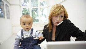 Podnikatelky, pozor! Mateřskou dovolenou je třeba plánovat.