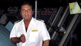 Kapitán lodi Concordia Schettino