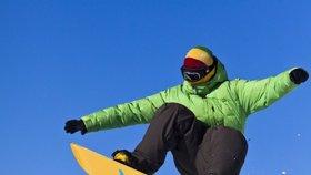 Začít se snowboardem může dítě už od tří let, respektive v momentě, kdy měří alespoň metr.