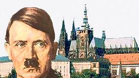 Spisovatel Václa Junek podrobně popisuje chvíle, které strávil nacistický vůdce v Česku