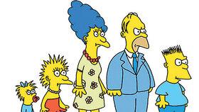 Původní žlutá rodinka z roku 1987