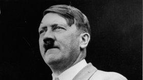 Nacistický vůdce Adolf Hitler