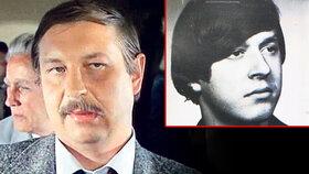 Oldřich Vlach si zahrál Lubomíra Adamicu, který údajně zastřelil pilota.