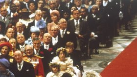 Svatba prince Charlese a Lady Diany