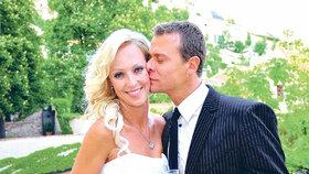 Svatební fotografi e Belohorcové a Hájka. Takhle si řekli své Ano