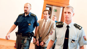 Vrah Simony Monyové Boris Ingr (45) si odpykává ve věznici ve Valdicích patnáctiletý trest