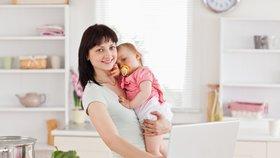 Rodičovská dovolená stoupne z 220 na 300 tisíc