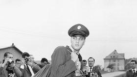 Elvis Presley byl od října 1958 do března 1960 umístěn jako voják ve Friedbergu. V sousedním Bad Nauheimu během vojny bydlel v jednom hotelu a poté v pronajatém domě.