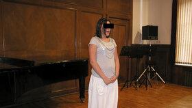 Johanka (†12) milovala zpěv, její hlas však už nikdo neuslyší