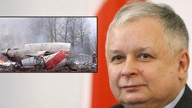V troskách letadla zahynul i tehdejší polský prezident Lech Kaczyński
