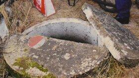V této studni ukryl vrah tělo příbuzného (67)