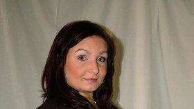 Budoucí maminka Renata Gašparová (29), byla atraktivní mladá žena