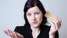 Je antikoncepce nebezpečná?