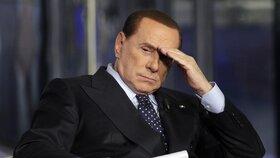 Silvio Berlusconi má potíží více než dost, za aféru Rubygate mu hrozí až 15 let vězení