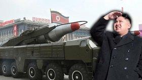 Severní Korea diktárora Kim Čong-una opět hrozí světu.