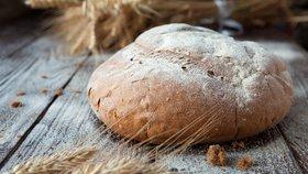 Chléb prospěje vašemu zdraví.