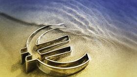 Společná měna euro.