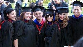 Pro mnoho Číňanů je studium na západních univerzitách sen. A tak se tam chtějí dostat za každou cenu, i podvodem. (Ilustrační foto)