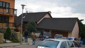 Čtyřnásobná vražda se stala v Brně-Ivanovicích.