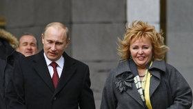 Obvinění přišlo v době, kdy se Putin s manželkou rozhodli rozejít.